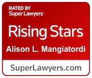 SuperLawyers Alison Mangiatordi