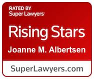 SuperLawyers Joanne Albertsen