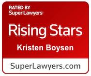 SuperLawyers Kristen Boysen
