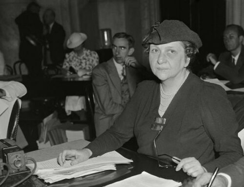 Frances Perkins – Scholar, Fighter, Public Servant