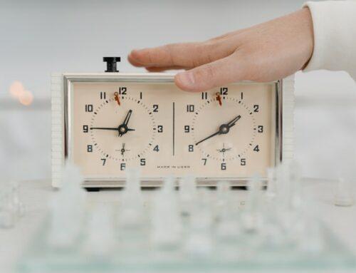 What Time Do We Start Work Around Here?